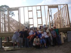 Our Habitat for Humanity cohort
