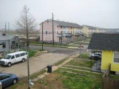 Upper 9th ward, 2nd hardest hit area by Katrina