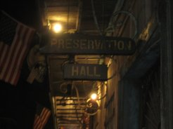 Preservation Hall, one of the most magical places there ever was