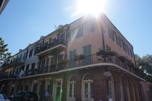 More lovely sights in the French Quarter
