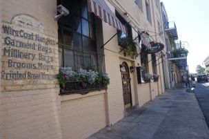 Irene's - one of our best meals of the trip!