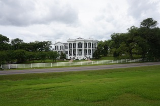"""The White House"" view"