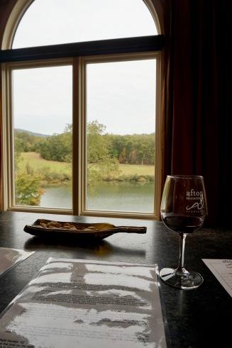 Stop 2: Afton Mountain Vineyards