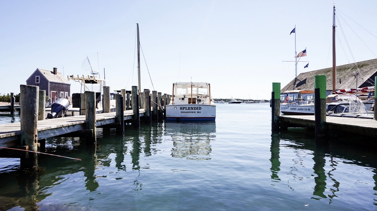 She's Nauti and Nice [A Weekend Getaway to Martha's Vineyard and Cape Cod: Highlights]